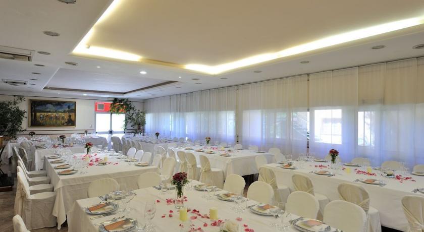 Sala colazione dell'Hotel