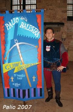 Victory Palio in Gubbio
