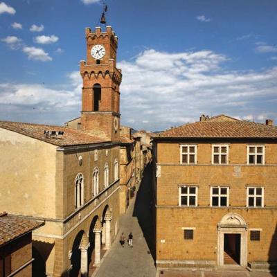 Bed and Breakfast in Pienza Center, Siena