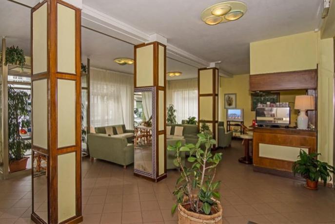 Hotel a Viareggio in Versilia Vicino al Mare