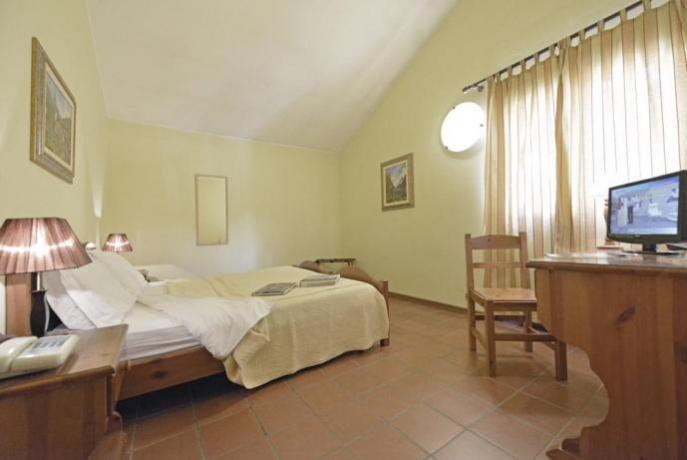 Camera Matrimoniale Standard in Valle d'Aosta