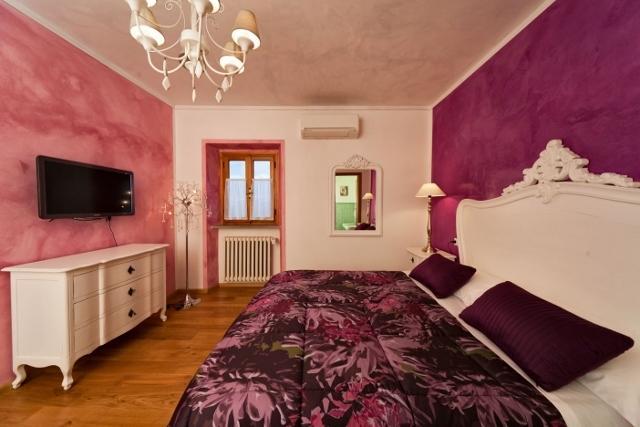 Camera matrimoniale ideale per luna di miele