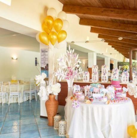 Organizzazione eventi in country house a Pellazzano