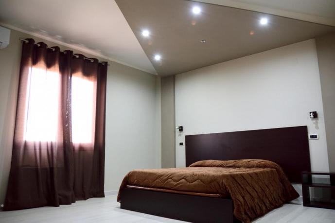 Hotel a Caserta ideale per soggiorni in coppia