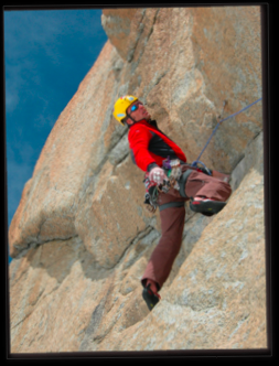 Mountainclimbing in Chamonix
