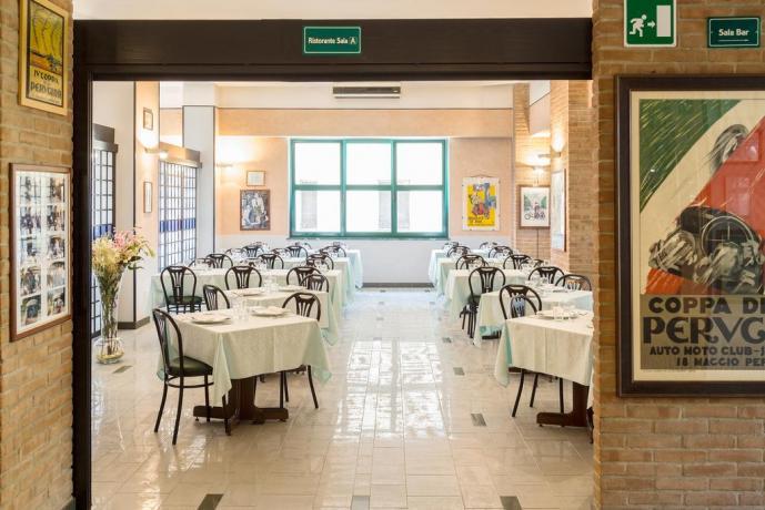 Hotel con Ristorante da 200/300/400/500 coperti Assisi