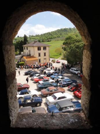 parcheggio Hotel il Castello