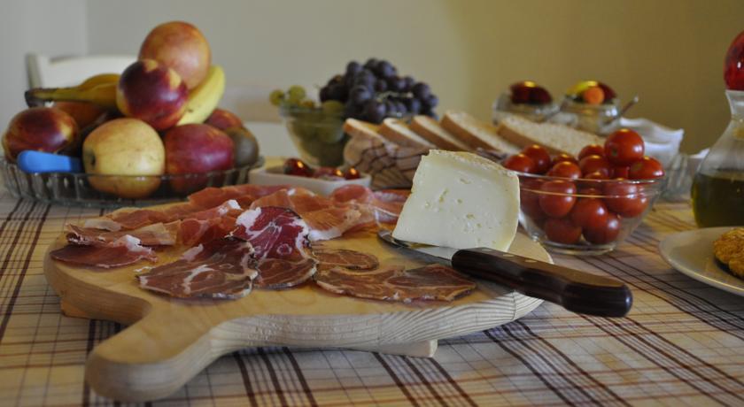 Piatti tipici Umbri da degustare nell'agriturismo a Foligno