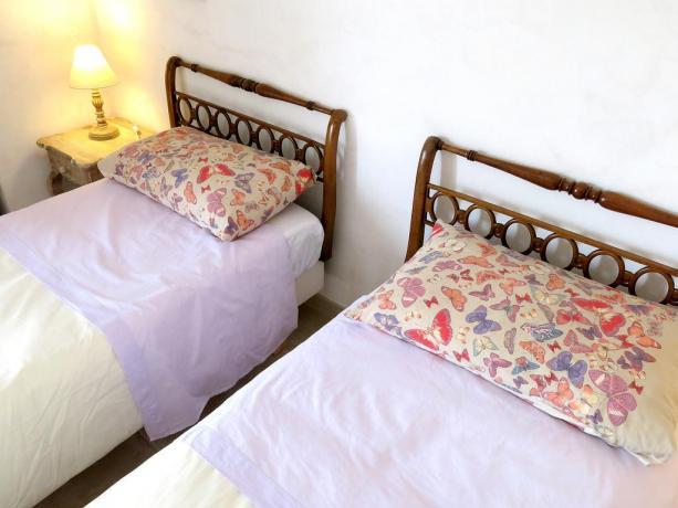 Appartamenti con due letti singoli vicino Alberobello