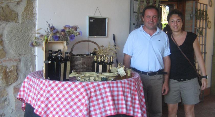Agriturismo in campagna vicino Perugia