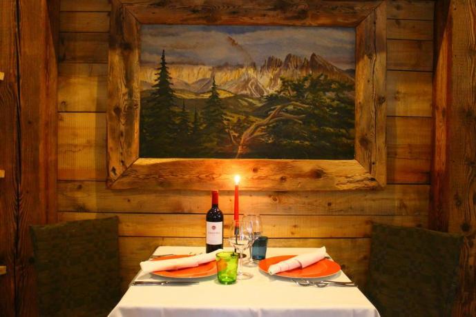 Hotel 3 stelle Romantico in Trentino