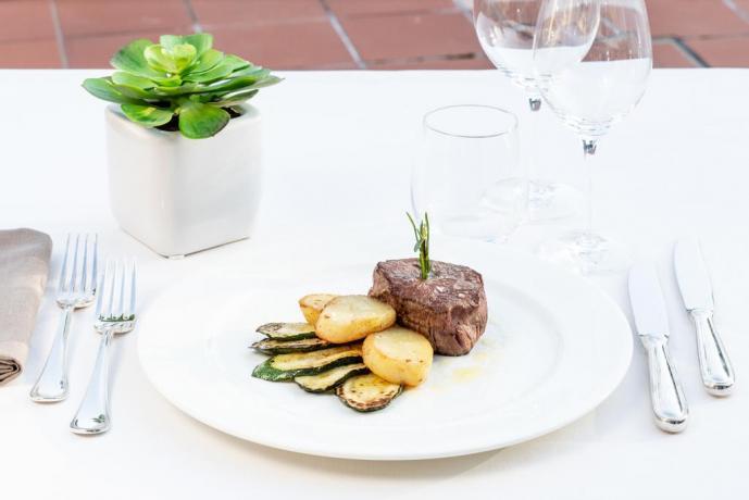 Villa a Nerviano con Piatti tipici Italiani