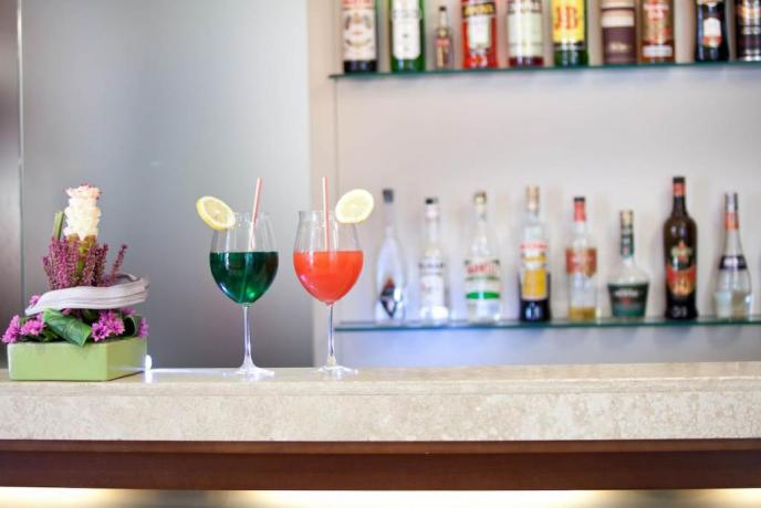 Cocktail Bar in Hotel ad Ascoli