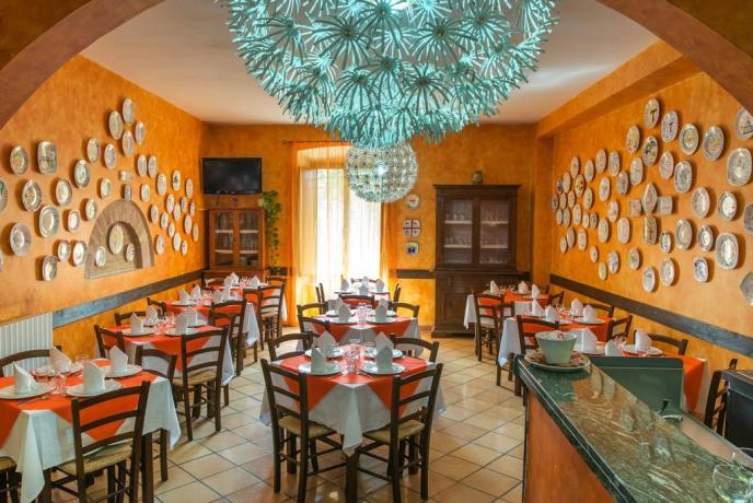 Hotel con ristorante ad Assisi pellegrini e gruppi