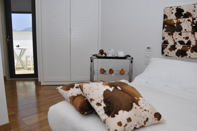 Appartamento con balconcino ad uso esclusivo nel Lazio