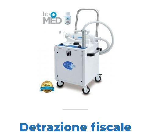 Sanificazione a Roma a vapore180° Detrazione Fiscale