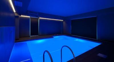 Centro benessere con piscina coperta riscaldata