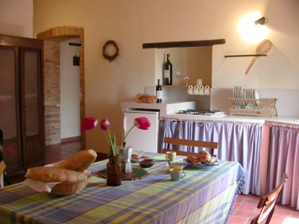 Appartamenti Alta Valle del Tevere con Piscina