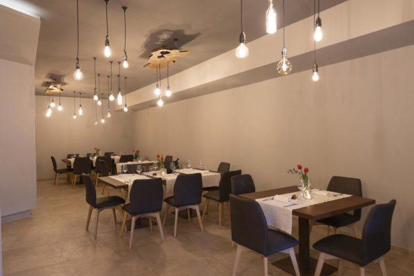 Sala ristorante in Residence a Pellazzano