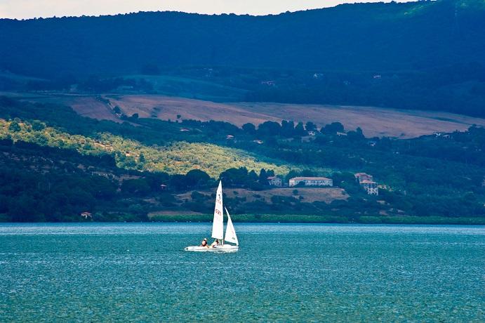 Immagini del Lago di Bracciano