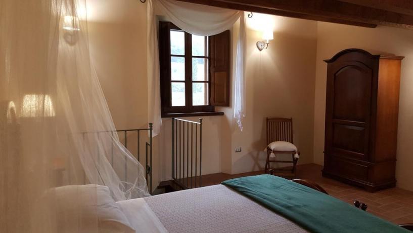 Camera matrimoniale Casa vacanze a Ferentillo