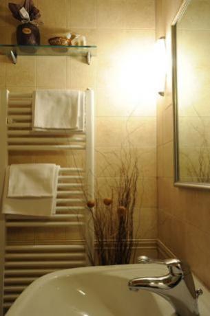 Camere con bagno privato economiche a Gubbio