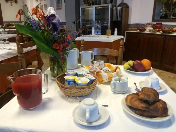 Hotel in Sicilia con colazione a Buffet
