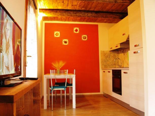 Appartamenti con Cucina attrezzata vicino Livorno
