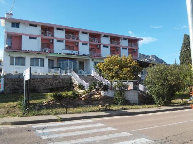 Appartamenti vacanza 3 stelle vicino Baunei