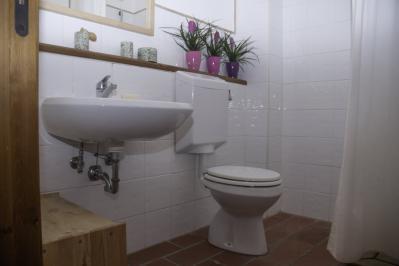 Bagno appartamento Scilla