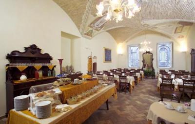 Colazione in Hotel del centro a Perugia