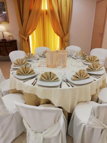 Ristorante ideale per Convegni e Cerimonie