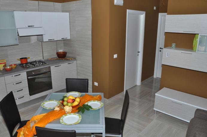 Appartamenti Vacanza con Angolo Cottura ideali per Famiglie