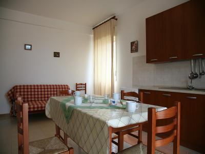Appartamenti con soggiorno accessoriato