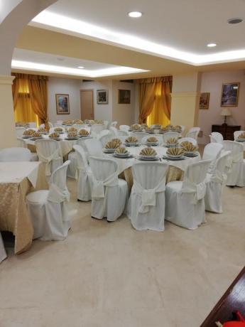 Ristorante per Cene, cerimonie e convegni Residence assisi