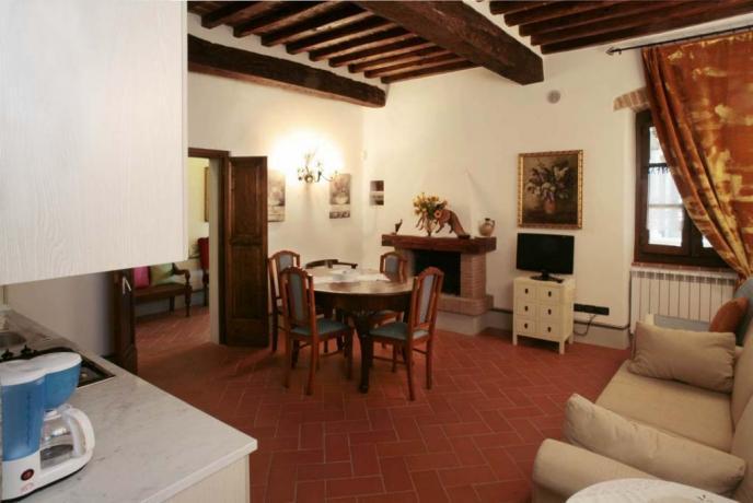 Appartamento vacanza Papavero 5posti-letto Capolana