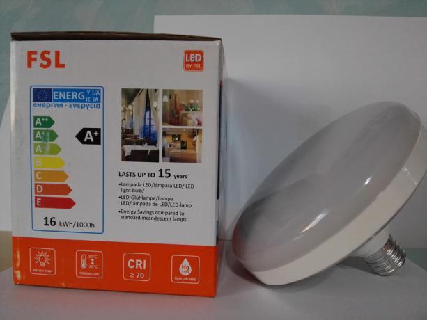 FSL Lampada led per lampadario cucina
