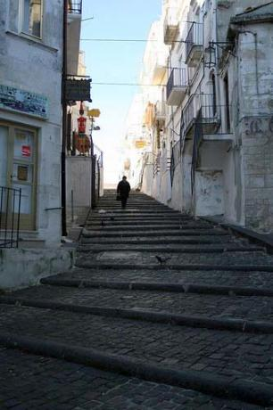 BB in the Center of Monte Sant´Angelo, Italy