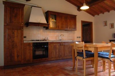 Cucina appartamento Solata