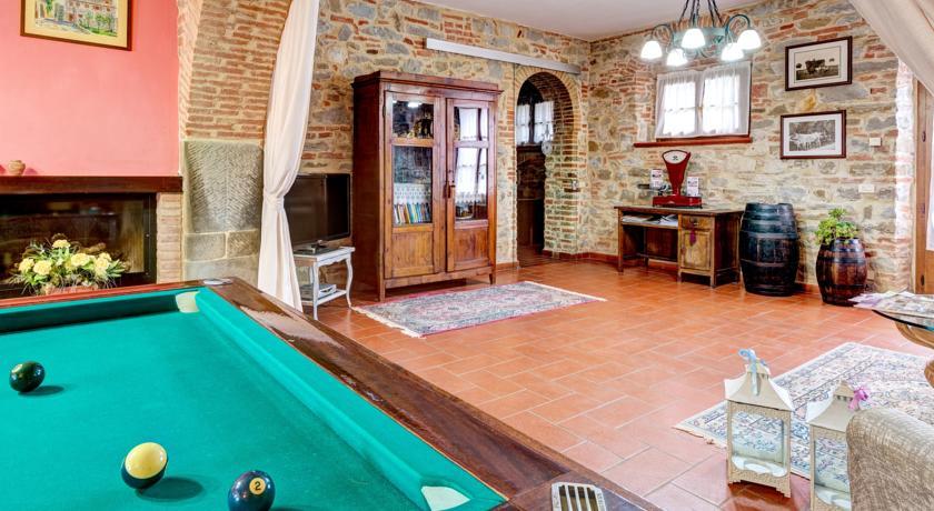 Appartamenti Vacanza con camino in Agriturismo