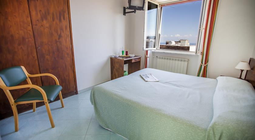 Camera Dus dell'Hotel Porto a Sant'Angelo