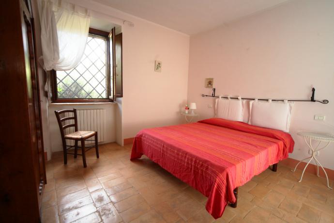 Rosa Antica camera matrimoniale