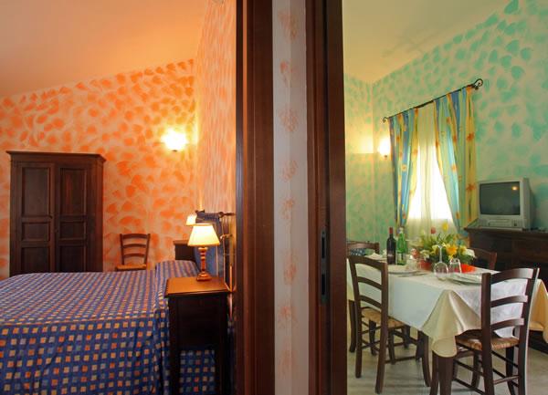 Appartamento in Toscana semplice con ogni comfort