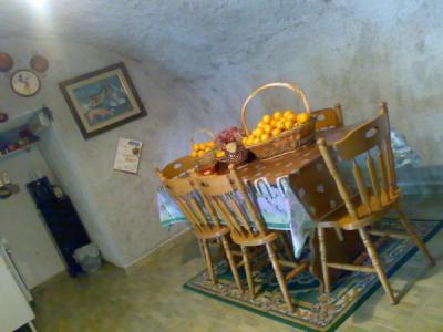 Sala colazione con cucina