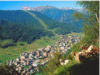 summer or winter-holiday in Lombardy, find accommodations