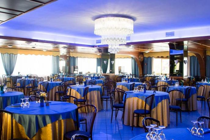 Ristorante per Cerimonie Grand Hotel di Anzio