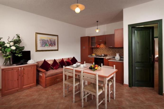 Appartamento Le Ginestre a Orosei in Sardegna