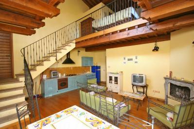 Soggiorno Cottage Gubbio