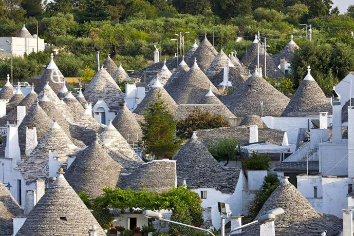 Appartamenti vacanza in B&B vicino Alberobello