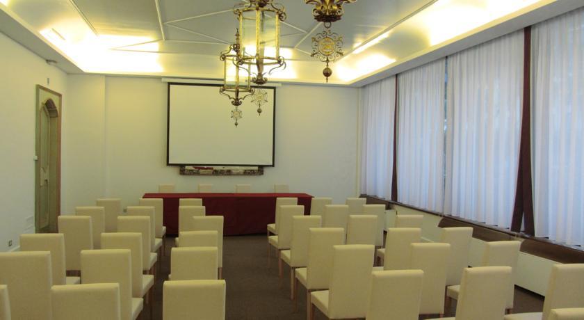 sala convegni hotel Padova Arcobaleno